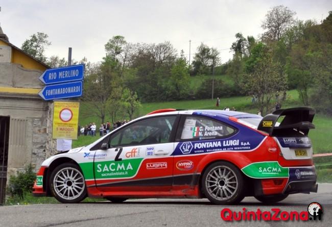 Corrado Fontana nell'IRC 2013