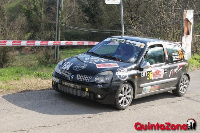 Alessandro Tortora Rally Valli Arnaresi