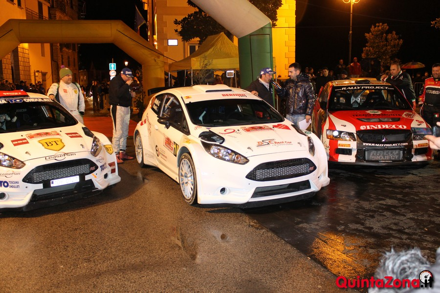Arrivo Rally Ronde Valli Arnaresi 2014