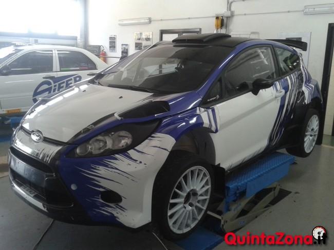 Ford Fiesta S2000 ProRace