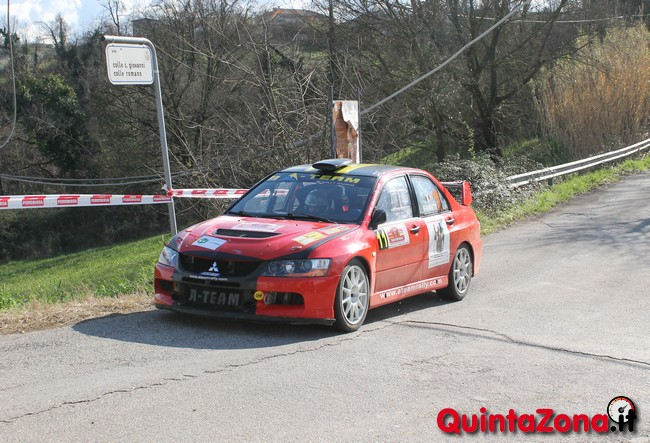 Giannetti Rally Valli Arnaresi 2014