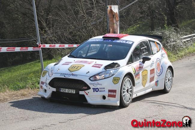 Marco Tempestini Rally Valli Arnaresi