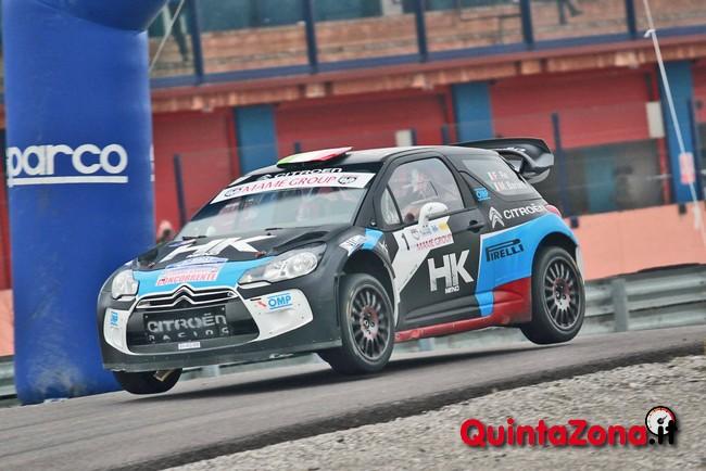 Felice Re vince il Rally Franciacorta Intenational Circuit 2014