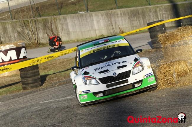 Skoda Motorsport e Umberto Scandola