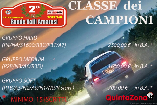 classe_dei_campioni Valli Arnaresi