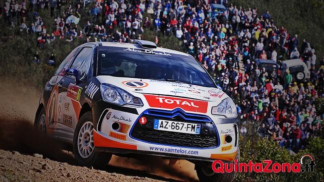 Citroen Racing nel FIA Junior WRC