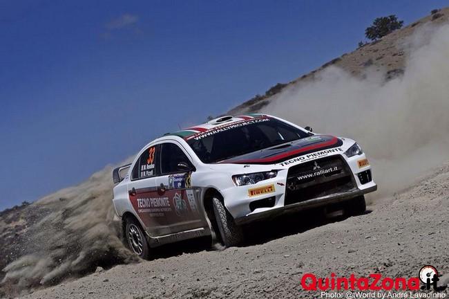 Max Rendina Rally Messico