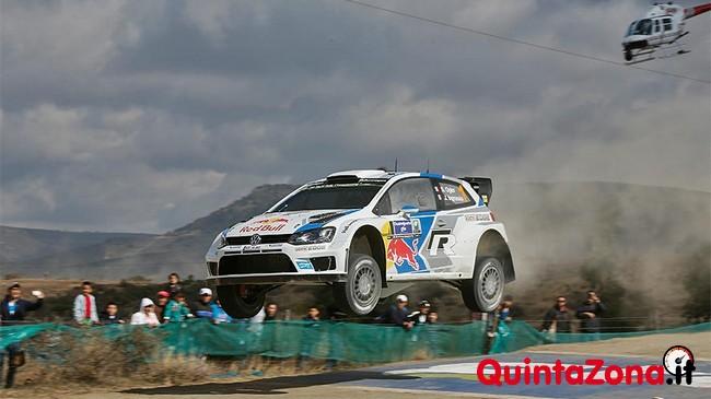 Sebastian Ogier Rally Messico