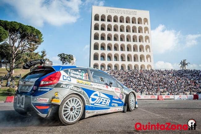 Rally Roma Capitale 2014
