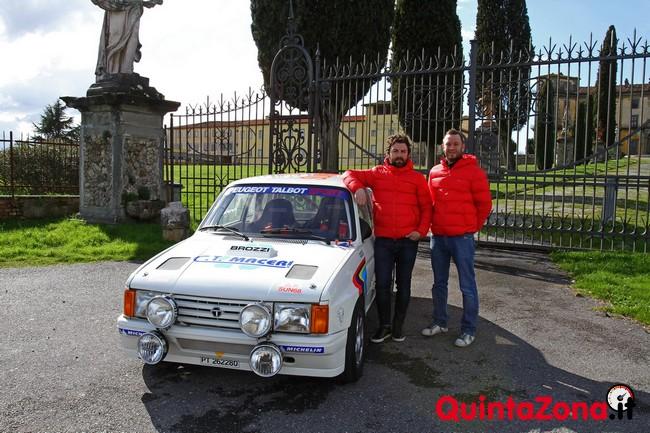 Jolly Racing Team debutta nel CIR Autostoriche