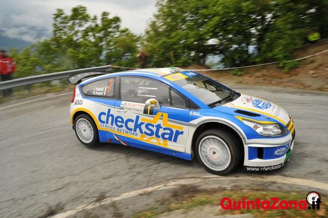 41° Rally Valle D'Aosta - Saint Vincent 28-29 04 2011