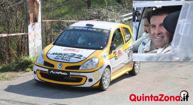 Solitro con Ivan De Varti Racing Team