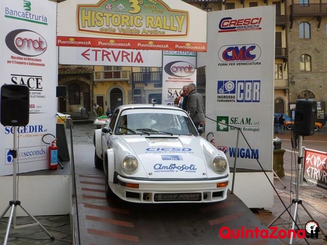 Historic Rally Vallate Aretine