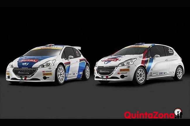 Livrea Peugeot sport