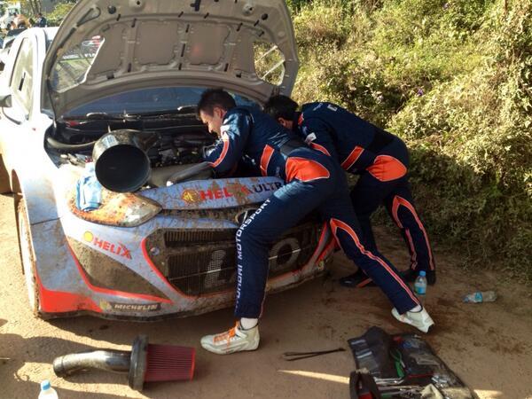 Dani Sordo Rally Argentina
