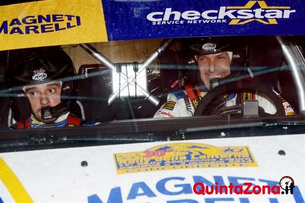 Pedersoli Michelin Rally Cup
