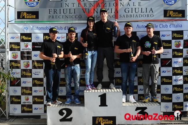 Vincitori Rally Italia Talent