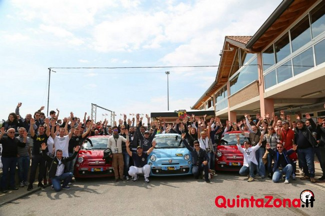 Rally Italia Talent finale