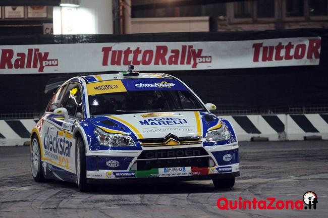 Luca Pedersoli Rally della Lanterna