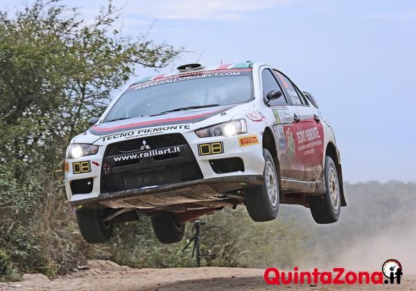 Max Rendina WRC2