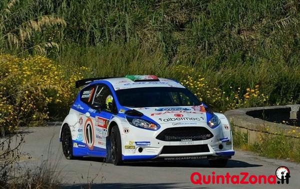 Simone Campedelli Rally Sardegna