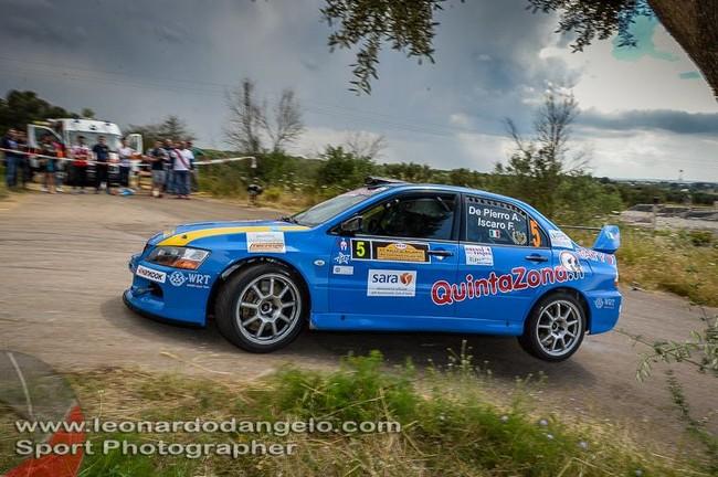 De Pierro Rally Salento