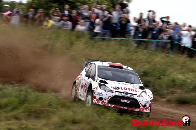 Robert Kubica Rally del Casentino