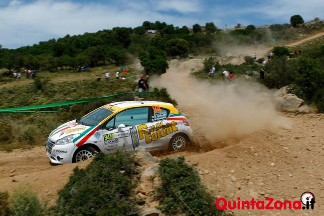 Genovese Scamperle Rally d'Italia 2014