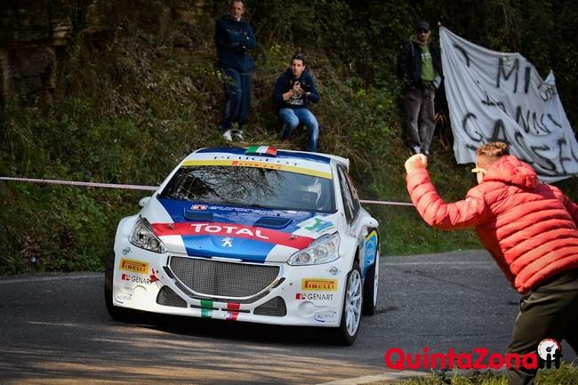 Paolo Andreucci Peugeot 208 T16