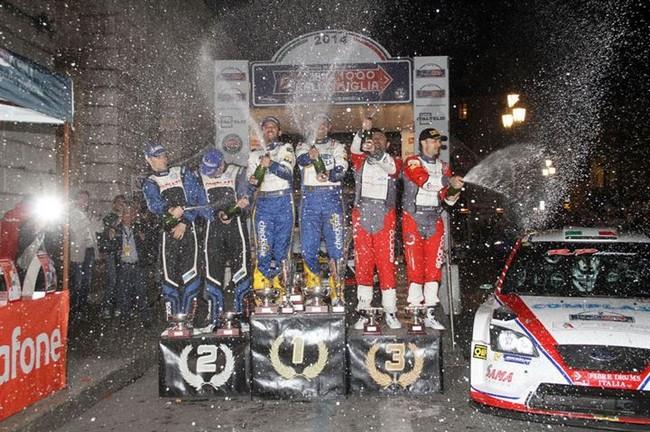 Rally 1000 Miglia 2015