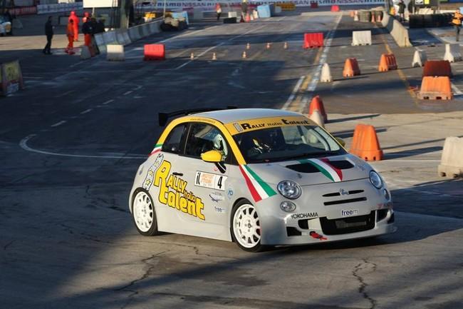 Cinquone Rally Italia Talent