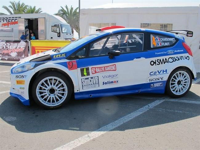 Chardonnet Ford Racing Sanremo