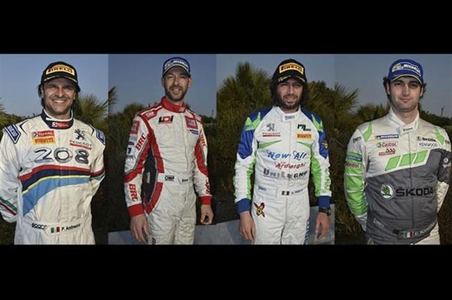 I fantastici 4 Rally Sanremo