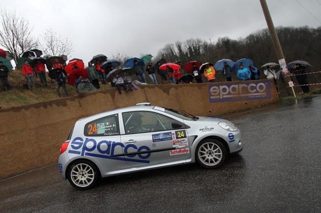 Lino Acco( in una recente gara)  tra i protagonisti della scorsa edizione