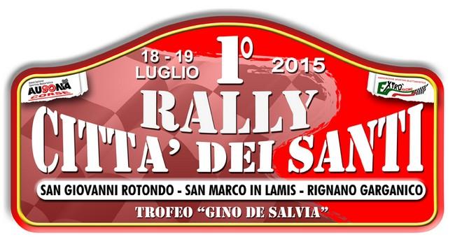 Logo RallyCittadeiSanti