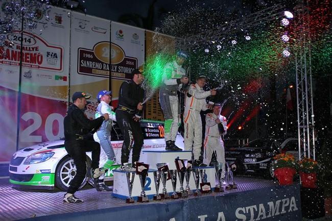 Rallye Sanremo 2015
