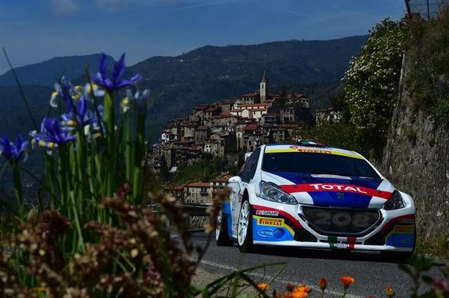Rallye Sanremo, vince Paolo Andreucci