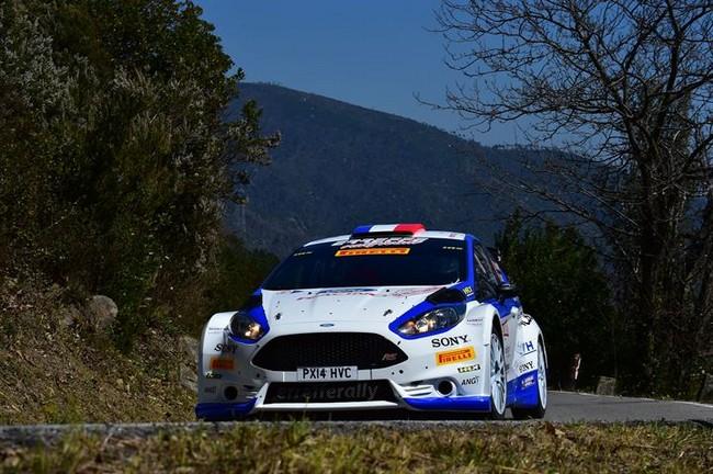 Sebastien Chardonnet Rally Adriatico