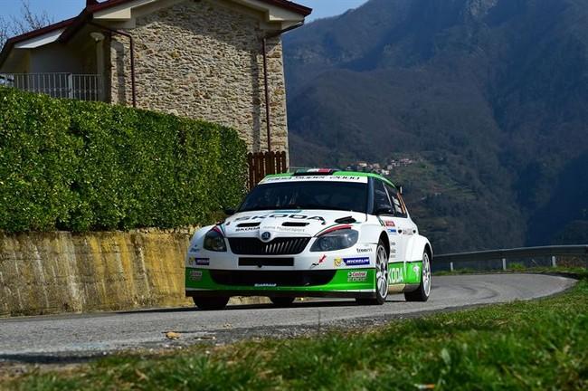 Skoda Rallye Sanremo 2015