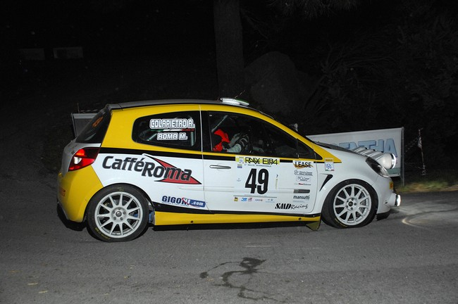 Mauro Roma - Rallye Elba Internazionale