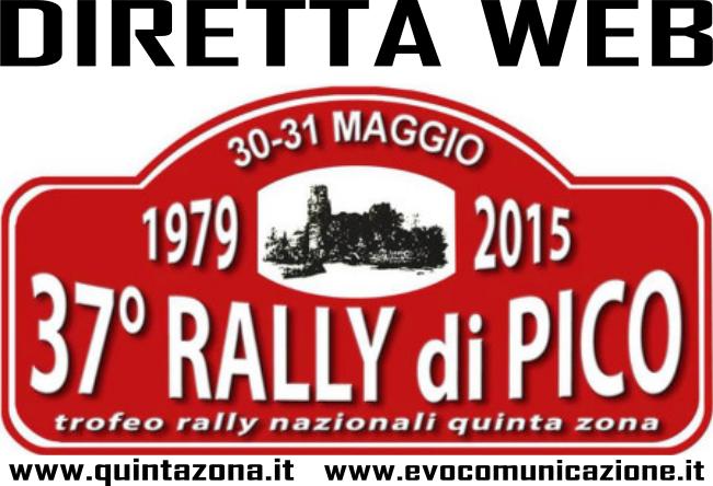 Foto diretta web Rally di Pico