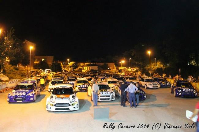 Rally Ceccano- parco partenza 2014