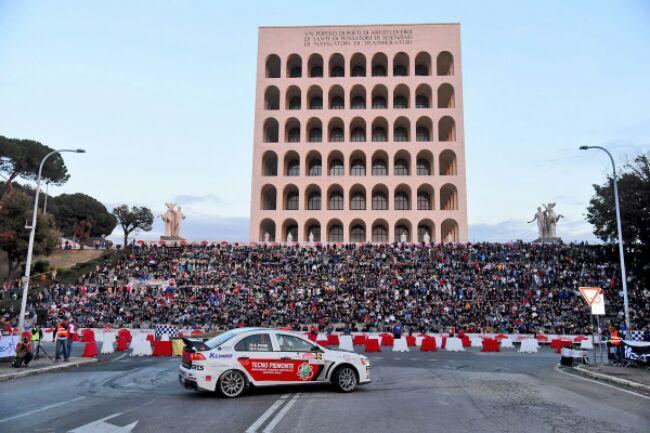 Rally Roma Capitale 2015