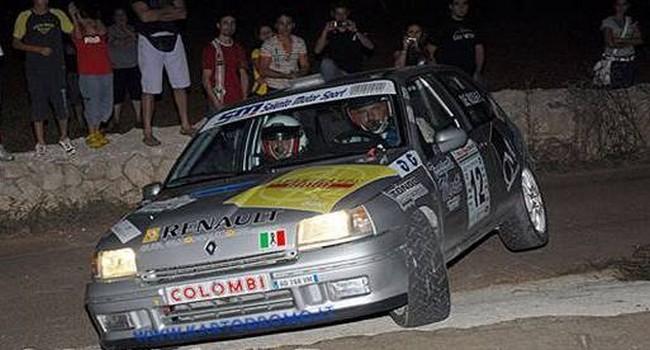 Rally 5 Comuni in notturna ed 2009