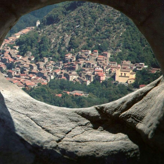 Supino panorama