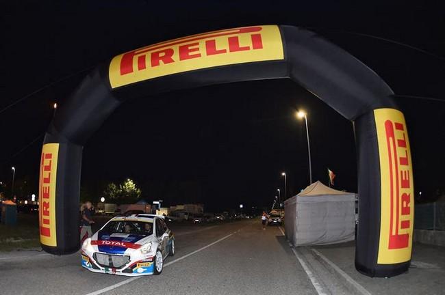 Pirelli Rally Due Valli 2015