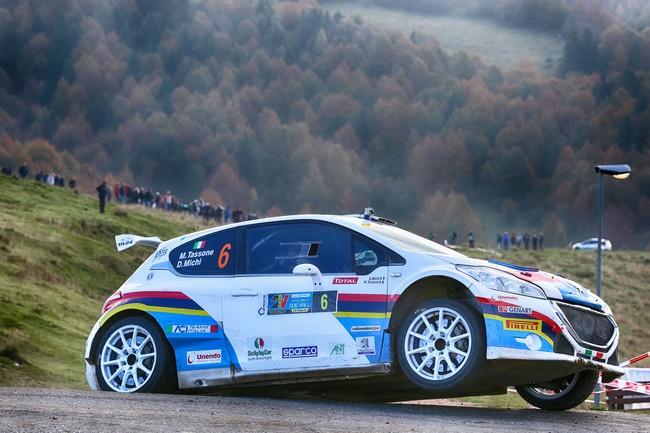 Michele Tassone, Daniele Michi (Peugeot 208 T16 R5 #6)