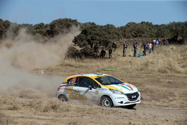 Vettura Rally Italia Talent