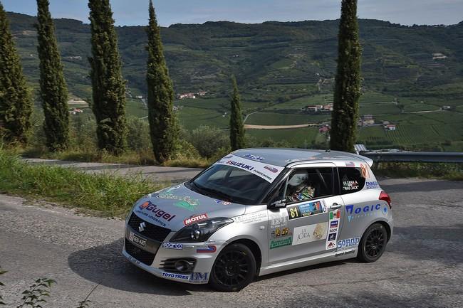 Alessandro Uliana, Mad Jack (Suzuki Swift R1B #81, TRT La Scuderia)