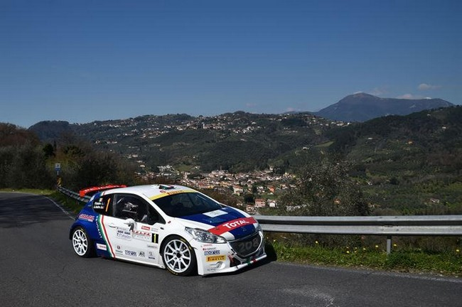 Andreucci Rally Ciocco 2016
